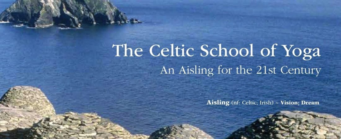 Celtic School of Yoga with Uma Dinsmore Tuli and Jack Harrison | Oct 2015